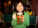 This beer was as big as my head!