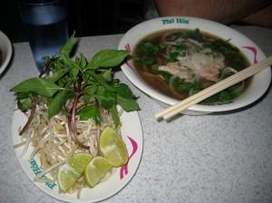 Pho at Pho Hua