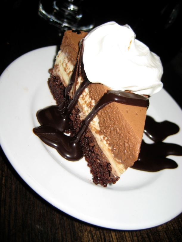 Chocolate Crème Gateau
