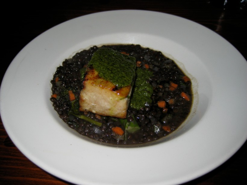 Grilled Opah
