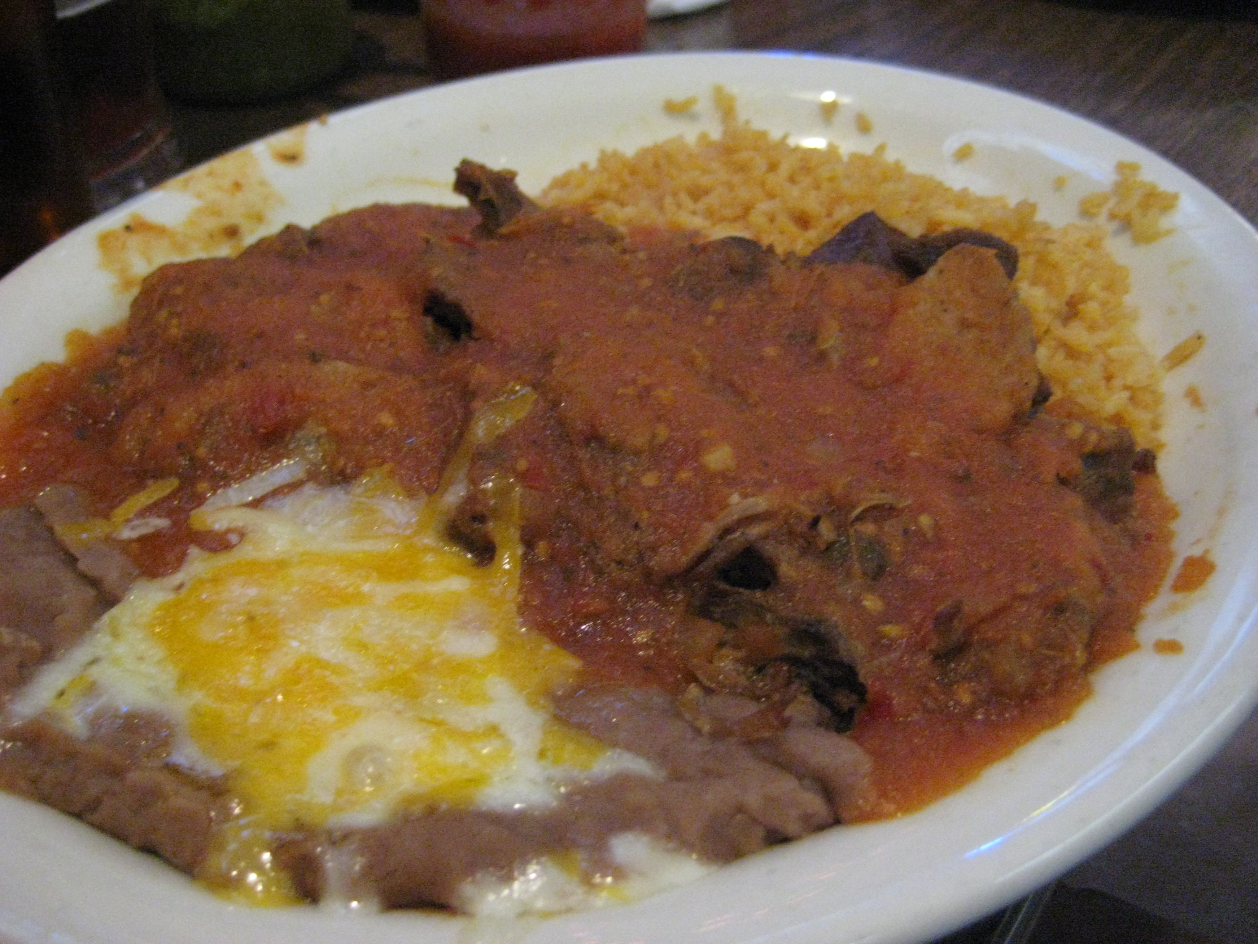 Mexican Food Culinary Nomrs