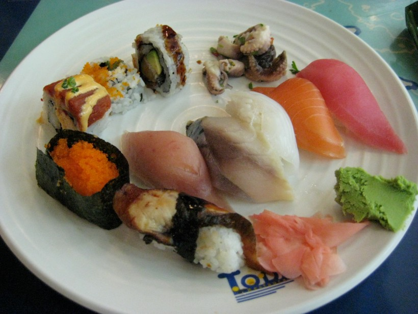 My plate #1