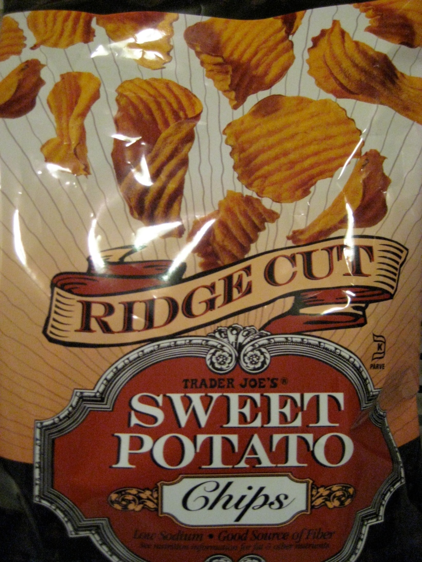 TJ's Sweet Potato Chips