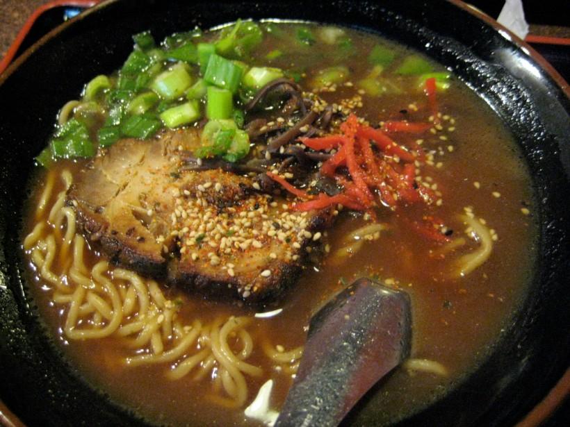 My bowl of ramen.