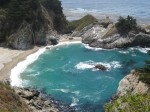 McWay Falls at Julie Pfeiffer Burns State Park. Gorgeous.