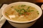 Vermicelli noodle soup